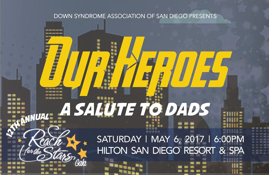 Down Syndrome Association of San Diego Gala